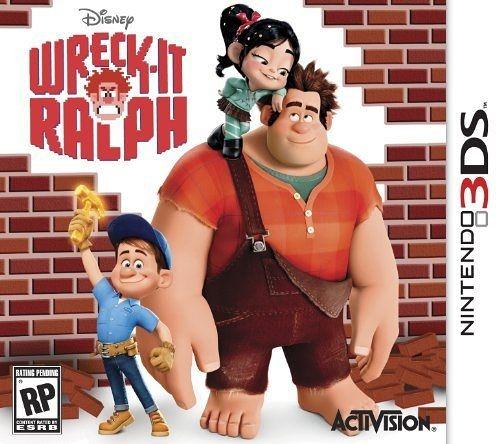 3DS Wreck-It Ralph 無敵破壞王(美版代購)