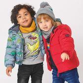 男童加厚棉衣2018新款秋冬童裝兒童寶寶棉襖棉服外套潮小童1歲3潮