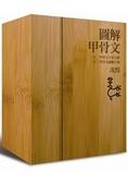 圖解甲骨文字典(全二卷,首刷限量一千組,加贈手工打造精美竹盒,每套均有專屬編號及