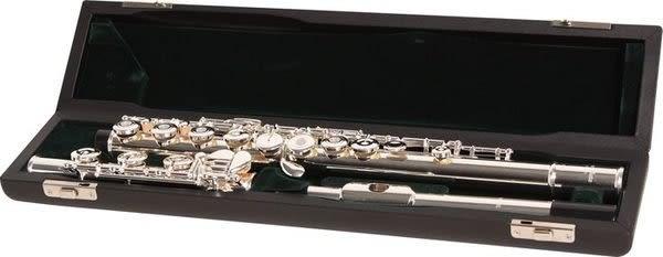 【金聲樂器廣場】全新 Pearl JARICO RE 鍍銀長笛 開孔+E鍵 吹口板純銀 公司貨附原廠袋