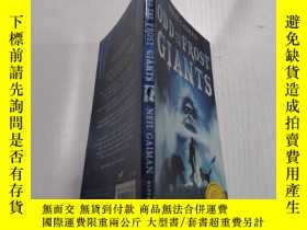 二手書博民逛書店Odd罕見and the frost Giants奇數和冰霜巨人Y212829