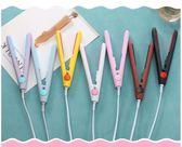 雙十二狂歡購韓國學生小型夾板直發神器懶人直捲兩用發棒