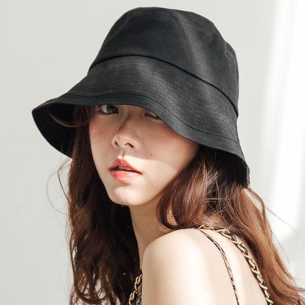 MIUSTAR 簡約感!素色漁夫帽(共3色)【NH0295】預購