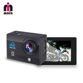 【MOIN】SJ9000+ 4K 超高畫質SONY感光元件防水型攝影機/汽機車行車紀錄器