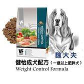 【zoo寵物商城】美國VF魏大夫》健怡成犬雞肉+米配方-1.5kg