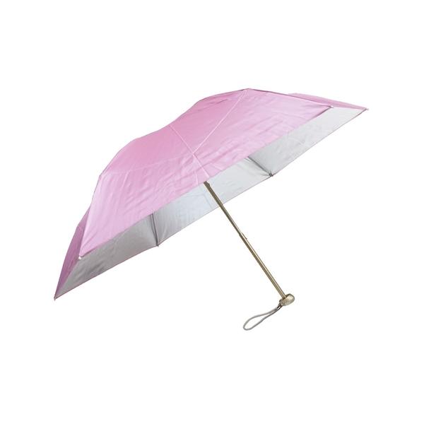 499 特價 雨傘 陽傘 萊登傘 抗UV 防曬 超細三折傘 日式骨架 防風抗斷 銀膠 Leighton (粉紅)