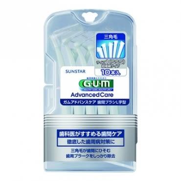 GUM 牙周護理L型牙間刷 1SSS (混色)