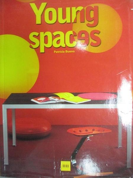 【書寶二手書T3/設計_C22】Young Spaces/Ambiances Jeunes/Junges Ambient