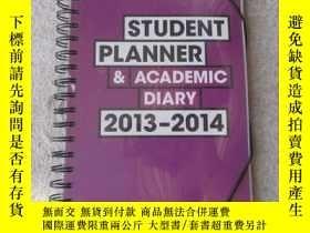 二手書博民逛書店Student罕見Planner and Academic Di
