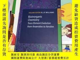 二手書博民逛書店Bioinorganic罕見Chemistry: Trace E