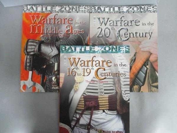 【書寶二手書T3/歷史_EM7】Warfare in the 20th Century_Warfare in the M