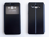 KALAIDENG 卡來登 Samsung GALAXY A5(SM-A500YZ) 側翻手機保護皮套 TPU軟殼全包 SUN 閃系列