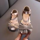 女童涼鞋 女童鞋春秋女童包頭涼鞋夏季新款軟底時尚小公主防滑中大童-Ballet朵朵