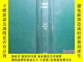 二手書博民逛書店Materials罕見Evaluation Vol.52 No.