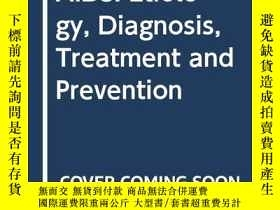 二手書博民逛書店AIDS:罕見Etiology, Diagnosis, Treatment & Prevention-艾滋病的病因