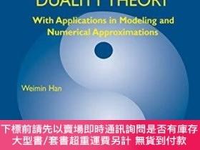 二手書博民逛書店A罕見Posteriori Error Analysis Via Duality TheoryY256260