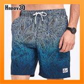 大尺碼男生短褲夏季短褲束口3XL腰帶鬆緊男褲寬鬆5XL-綠/藍S-5XL【AAA4642】預購