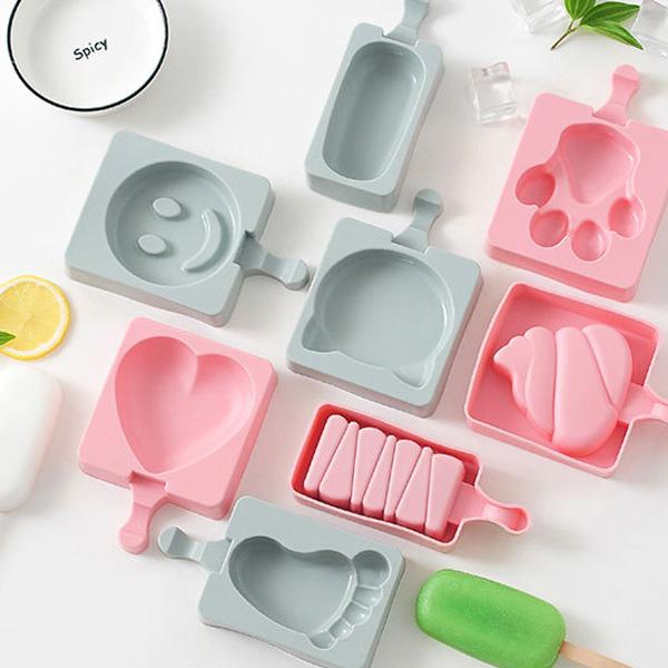 三合一! 冰棒盒 冰盒 冰塊 模具 自製 製冰 冰箱 冰格 安全材質 冰河 清涼 夏天 『無名』 P04109