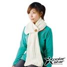 Polarstar 造型保暖圍巾『白』休閒│戶外│保暖│圍脖│圍巾 P16623