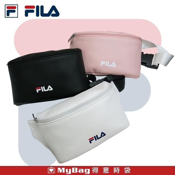 FILA 腰包 隨身小包 馬卡龍色 單肩包 斜背包 斜跨包 BWT-9030 得意時袋