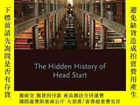 二手書博民逛書店The罕見Hidden History Of Head Star