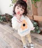 女童秋裝套裝-女童秋裝新款兒童童裝套裝女寶寶套裝春秋款小童韓版兩件套裝 多麗絲