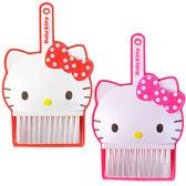 iae創百市集 HELLO KITTY 手持式立體打掃組 掃把 畚箕 清潔用品 三麗鷗 凱蒂貓 日本正版授權