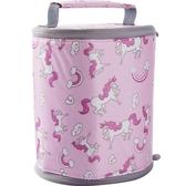 大號鋁箔便當包 創意圓桶飯盒包手提包保溫包 帶飯包保溫袋飯盒袋