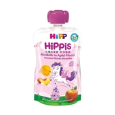 HiPP 喜寶 生機水果趣-甜李蜜桃100g[衛立兒生活館]