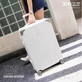 行李箱-行李箱網紅抖音ins萬向輪旅行箱24寸20男女潮拉桿箱包密碼皮箱子 完美YXS