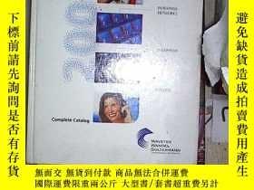 二手書博民逛書店Communications罕見Test Solutions Complete Catalog 2000 通信測試