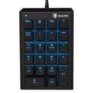 賽德斯數字鍵盤機械小鍵盤財務會計用USB有線筆記本電腦外接輕薄