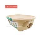 美國 PRINCE LIONHEART 收納箱浴盆(附蓋及浴網)-小狗[衛立兒生活館]