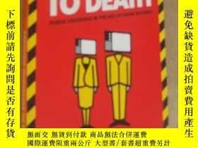 二手書博民逛書店Amusing罕見Ourselves to Death (Pub