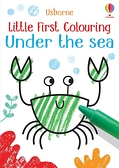 Little First Colouring Under The Sea 海底著色書