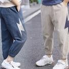 2男童裝3夏季4小男孩5牛仔褲子6薄款長褲7兒童九分褲8歲9防蚊褲10 小時光生活館