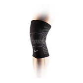 Nike 護膝套 Knit Knee Sleeve 男女款 膝蓋護套 護具 籃球 跑步 運動 訓練 黑【PUMP306】 NMS76-031