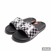 NIKE 拖鞋 VICTORI ONE SLIDE PRINT 簡約 套腳 情侶穿搭 舒適 黑 白-CN9678004