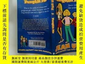 二手書博民逛書店Jean罕見Ure Pumpkin Pie:吉恩烏爾南瓜派Y200392