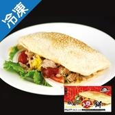 金品胡麻子燒餅6片/包(約540g)【愛買冷凍】