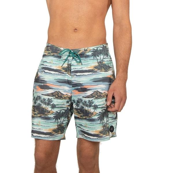 PROTEST 男 海灘褲 (海洋微風) PRIORITY BEACHSHORT