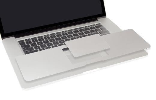 【妃凡】MacBook Retina 13/15 吋 筆電 手托 腕托 保護膜 觸碰板貼 非 touch bar 163