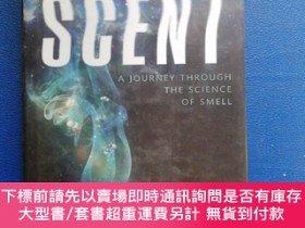 二手書博民逛書店氣味罕見嗅覺科學之旅 On the Scent A journey through the SCIENCE OF