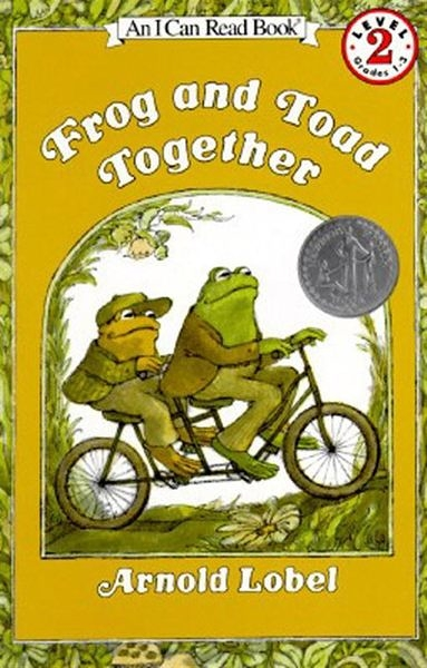 An I Can Read Book Level 2: Frog and Toad Together