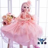 芭比洋娃娃60厘米套裝女孩公主兒童玩具可愛【古怪舍】