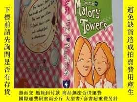 二手書博民逛書店Upper罕見Fourth at Malory Towers 馬洛裏塔的上四樓,Y200392