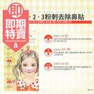 (即期商品)韓國 the SAEM 清潔1.2.3粉刺去除鼻貼 1入