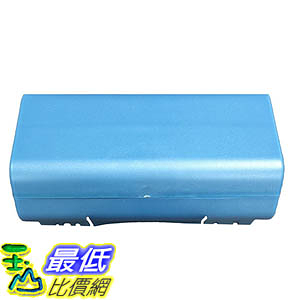 [106美國直購] Long Lasting Rechargeable 14.4v, 3500mAh Battery for most iRobot Scooba Series Vacuums 5900