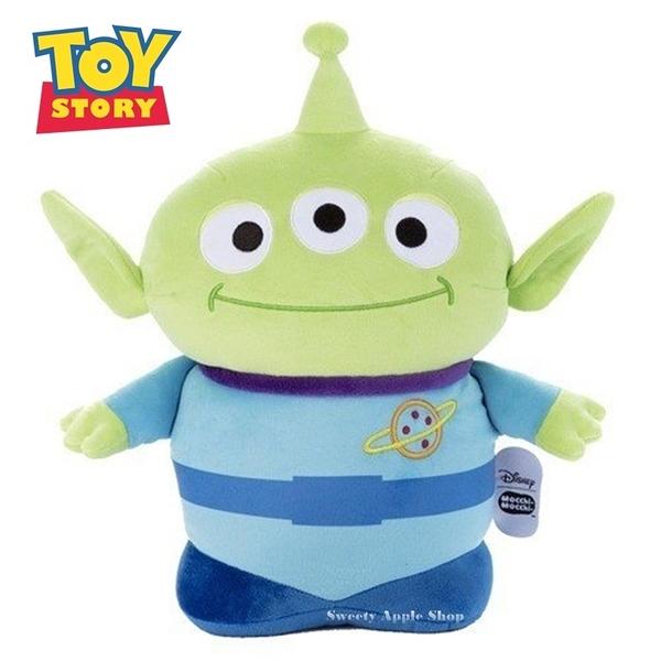 日本限定 TAKARA TOMY 玩具總動員 三眼怪 Mocchi系列 M號 玩偶娃娃40CM (N)