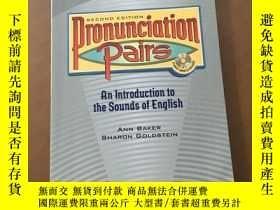 二手書博民逛書店Pronunciation罕見Pairs: An Introdu